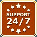 Support 24 7 William Hill casino
