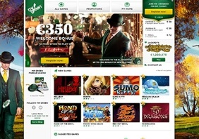 111 Mr Green Casino online