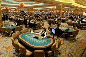macao casino El peor año de los casinos Macao, el mayor centro de los juegos del mundo