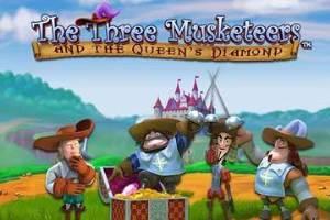 the three musketeers playtech slot logo Los tres mosqueteros llegan en el mundo de las tragaperras, un juego de Playtech