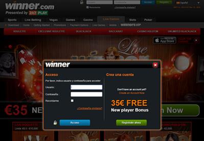 399x276 41 Winner Casino