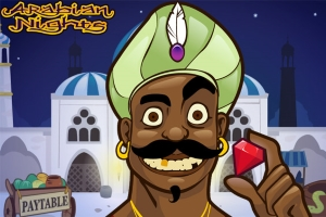 arabian nights 300X200 Un jugador gana mas de 1.700.000 euros en unibet casino