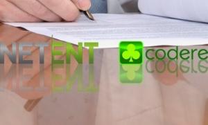netent codere NetEnt y CODERE se unen para el mercado español